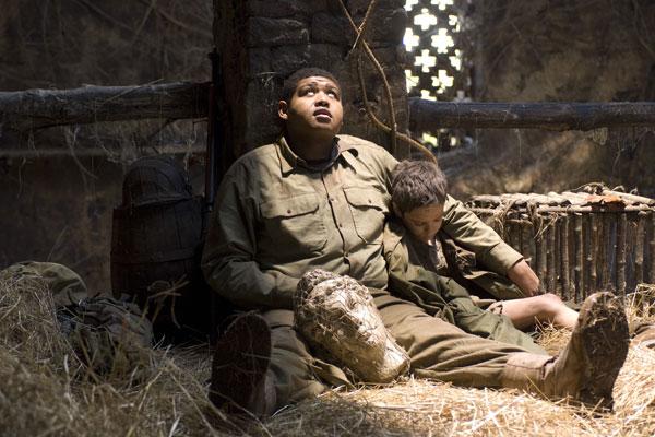 Buffalo Soldiers '44 – Das Wunder Von St. Anna : Bild Matteo Sciabordi, Omar Benson Miller