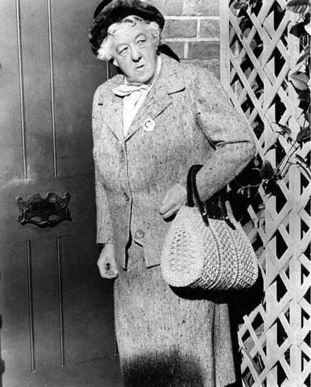 Miss Marple: 16 Uhr 50 ab Paddington : Bild George Pollock, Margaret Rutherford