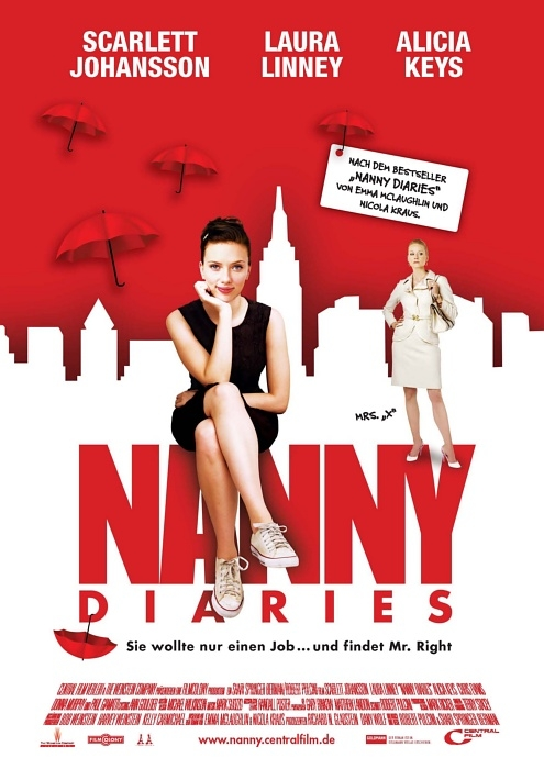 The Nanny Diaries : poster