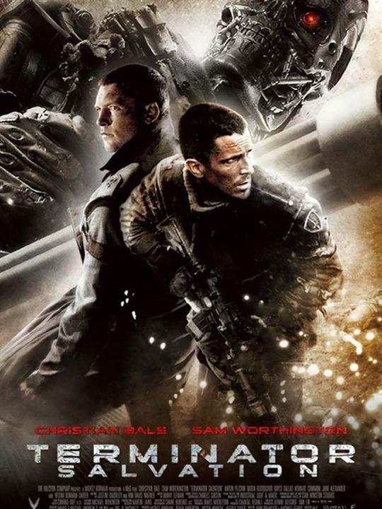 Terminator: Die Erlösung : poster McG