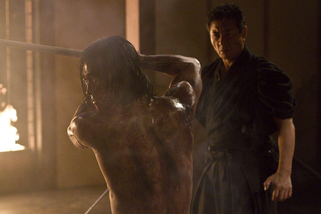 Ninja Assassin : Bild Rain, Sho Kosugi