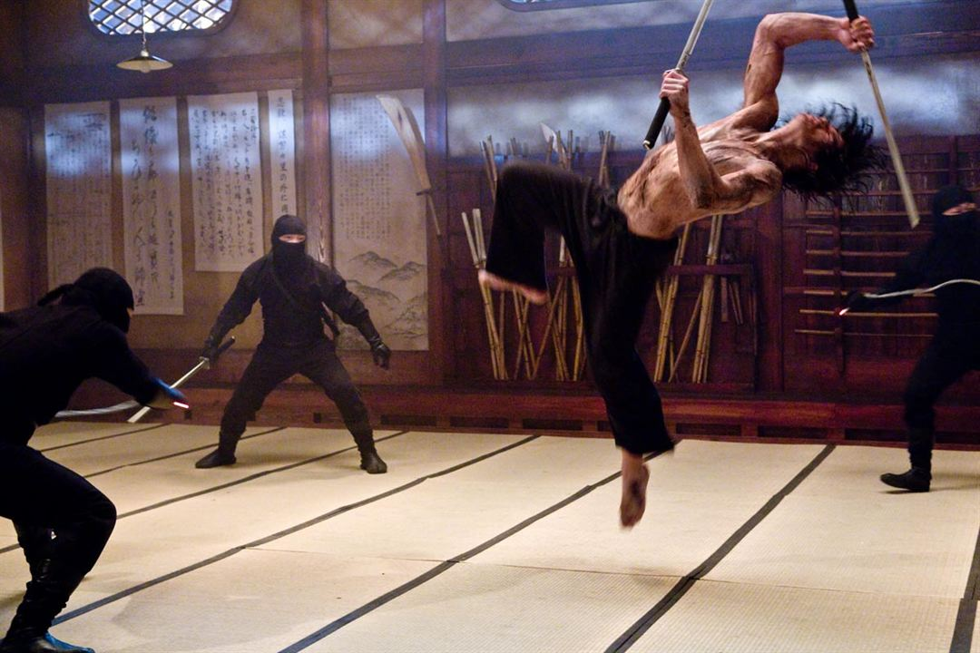 Ninja Assassin : Bild