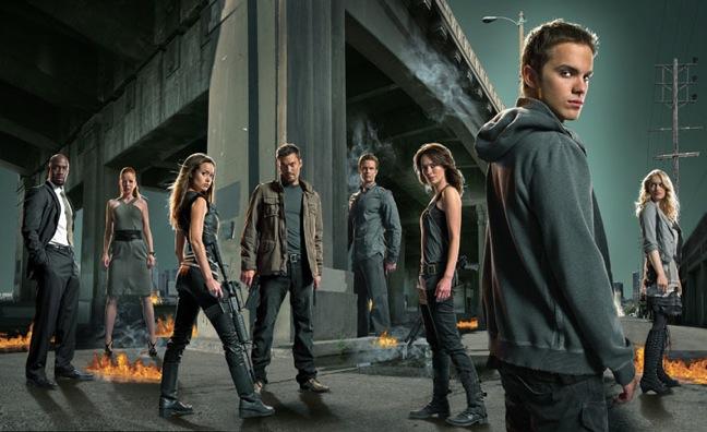 Terminator: S.C.C. : Bild Brian Austin Green, Garret Dillahunt, Lena Headey, Leven Rambin, Richard T. Jones