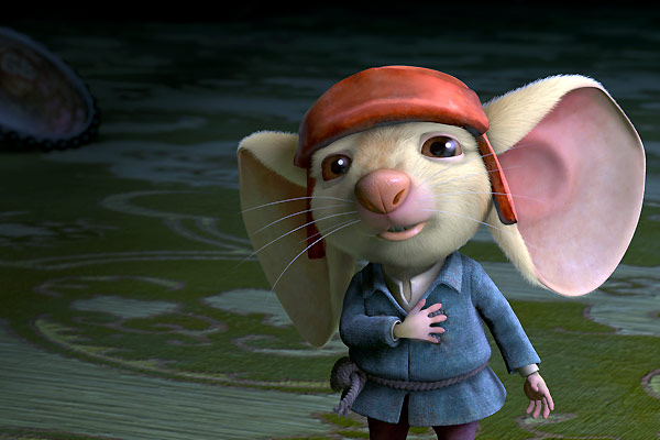 Despereaux - Der kleine Mäuseheld : Bild Robert Stevenhagen, Sam Fell