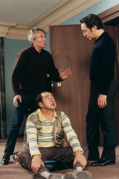 Der Killer und die Nervensäge : Bild Francis Veber, Patrick Timsit, Richard Berry