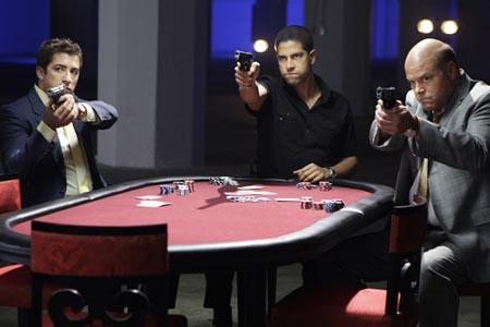 CSI: Miami : Bild Adam Rodriguez, Jonathan Togo, Rex Linn