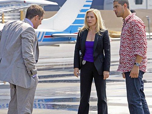 CSI: Miami : Bild Adam Rodriguez, Emily Procter, Jonathan Togo