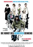 Die Kunst des negativen Denkens : Kinoposter