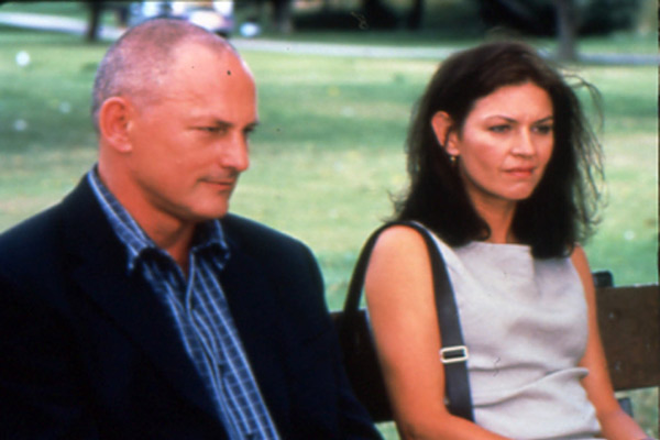 Deadly Appearances : Bild George Bloomfield, Victor Garber, Wendy Crewson