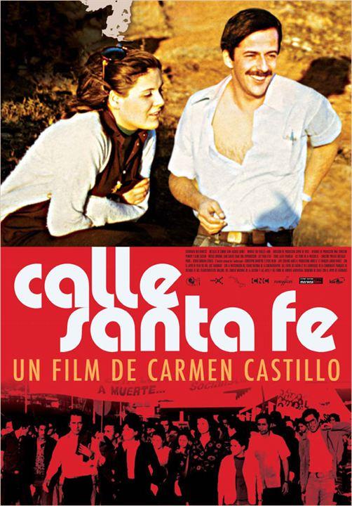 Rue Santa Fe - Erinnerung an eine revolutionäre Zeit : Kinoposter