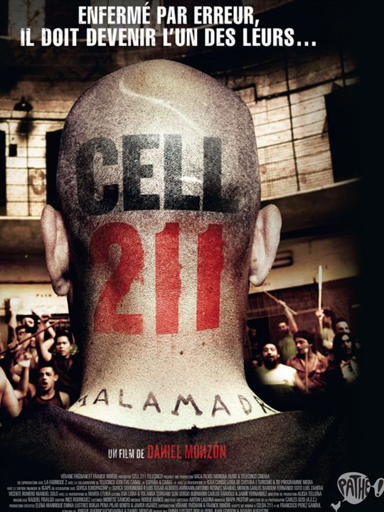 Cell 211 : Kinoposter