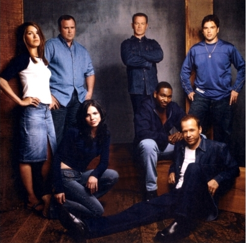 Bild Donnie Wahlberg, Gary Basaraba, Jason Gedrick, Lana Parrilla, Mykelti Williamson