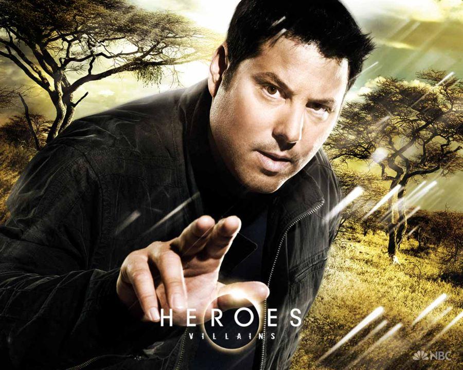 Heroes : Bild Greg Grunberg