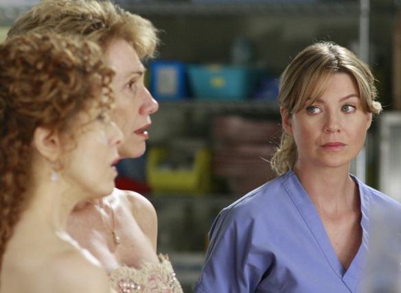 Grey's Anatomy - Die jungen Ärzte : Bild Ellen Pompeo, Kathy Baker