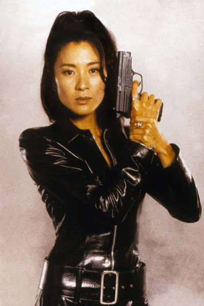 James Bond 007 - Der Morgen stirbt nie : Bild Michelle Yeoh, Roger Spottiswoode