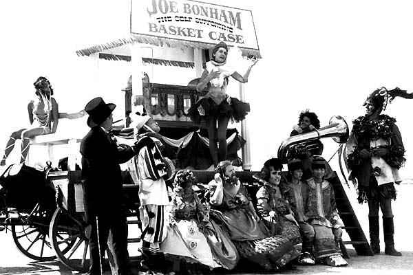 Johnny zieht in den Krieg : Bild Dalton Trumbo