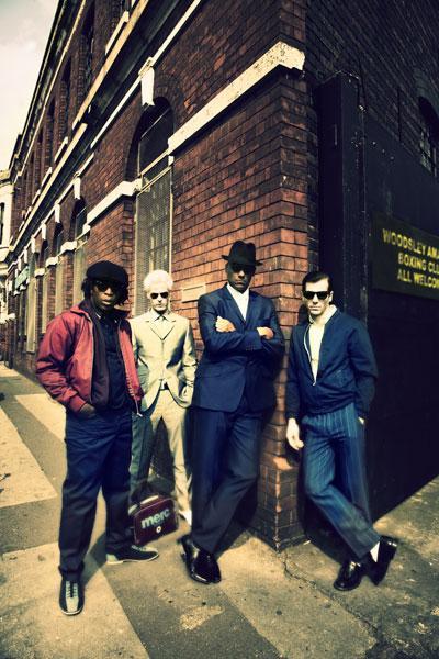 The Hooligan Club - Fear and Fight : Bild Neil Thompson
