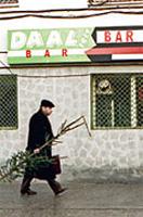 12:08 östlich von Bukarest : poster