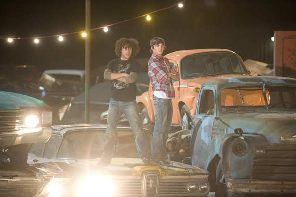 High School Musical 3 : Bild Corbin Bleu, Kenny Ortega, Zac Efron