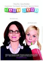 Baby Mama : Kinoposter