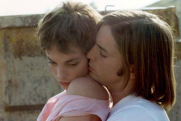 Je t'aime : Bild Jane Birkin, Joe Dallesandro, Serge Gainsbourg