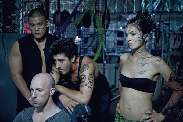 Ghettogangz 2 - Ultimatum : Bild Cyril Raffaelli, David Belle, Élodie Yung, Patrick Alessandrin