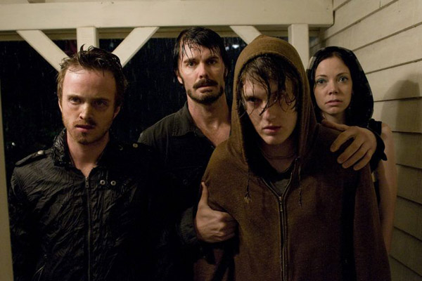 The Last House on the Left : Bild Aaron Paul, Dennis Iliadis, Garret Dillahunt, Joshua Cox, Riki Lindhome