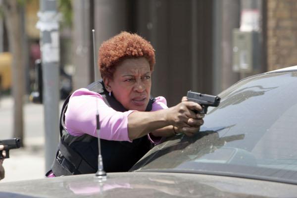 The Shield - Gesetz der Gewalt : Bild CCH Pounder
