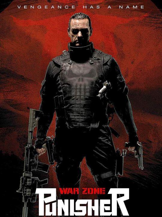 Punisher: War Zone : Kinoposter Lexi Alexander