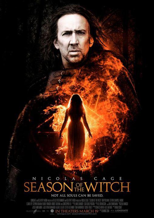Der letzte Tempelritter : Kinoposter Dominic Sena, Nicolas Cage