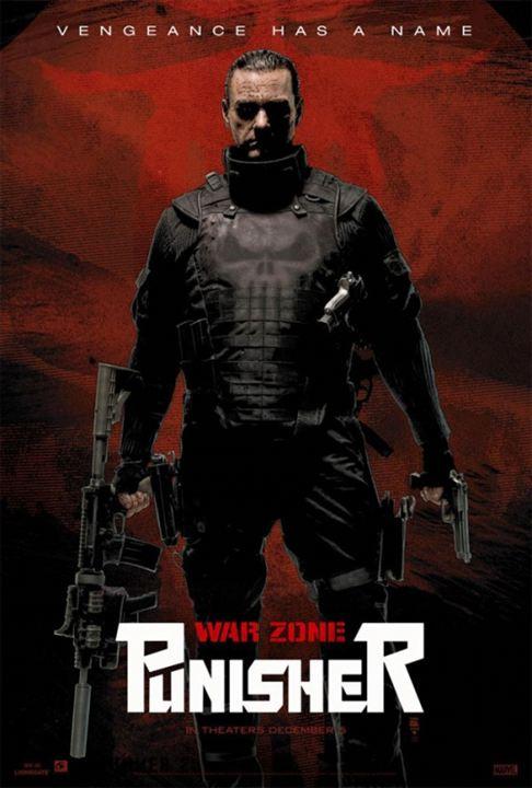 Punisher: War Zone : Kinoposter