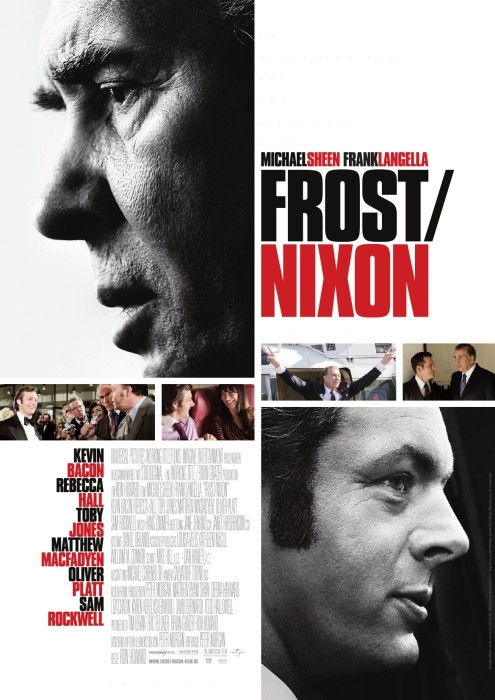 Frost/Nixon : Kinoposter