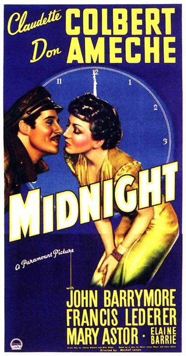 Enthüllung um Mitternacht : Kinoposter