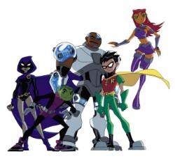 Teen Titans : Kinoposter
