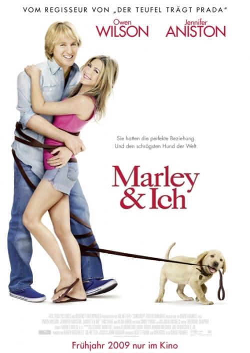 Marley & ich : Kinoposter