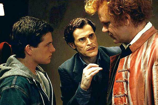 Mitternachtszirkus - Willkommen in der Welt der Vampire : Bild Chris Massoglia, John C. Reilly, Willem Dafoe
