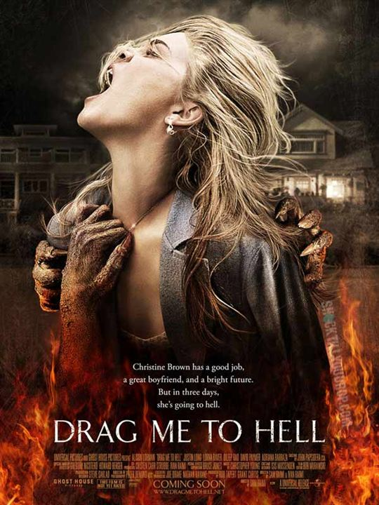 Drag me to Hell : Kinoposter Sam Raimi