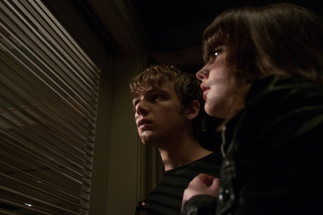 My Soul To Take : Bild Emily Meade, Max Thieriot