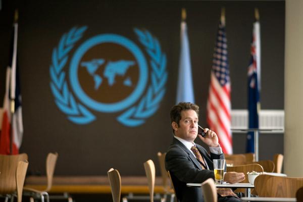 Kabinett außer Kontrolle : Bild Armando Iannucci, Tom Hollander
