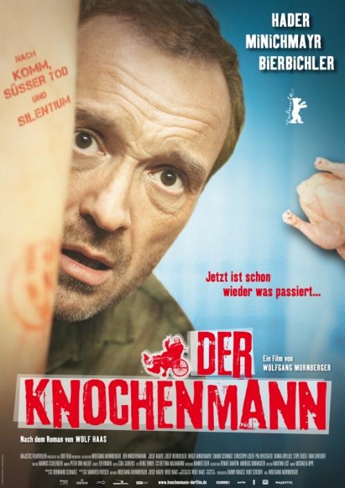 Der Knochenmann : Kinoposter