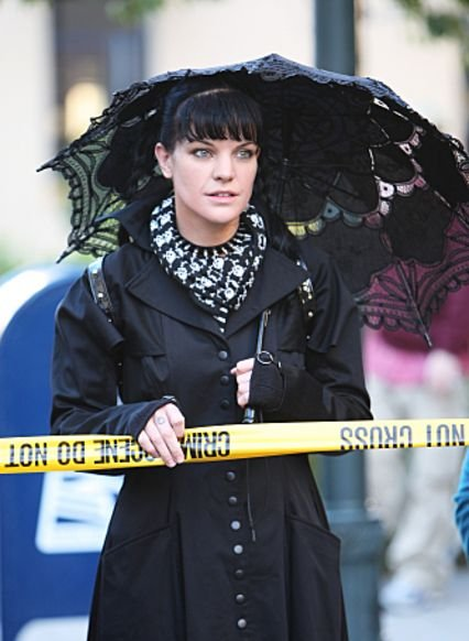 Navy CIS : Bild Pauley Perrette