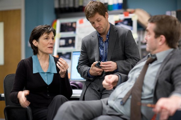 Law & Order: UK : Bild Harriet Walter, Jamie Bamber