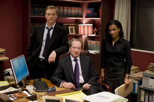 Law & Order: UK : Bild Ben Daniels, Bill Paterson, Freema Agyeman
