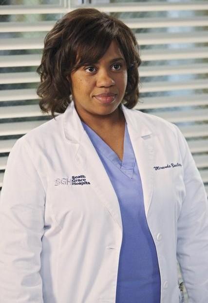 Grey's Anatomy - Die jungen Ärzte : Bild Chandra Wilson