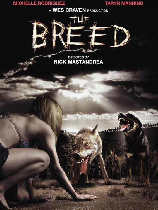 The Breed - Blutige Meute : Kinoposter Nicholas Mastandrea