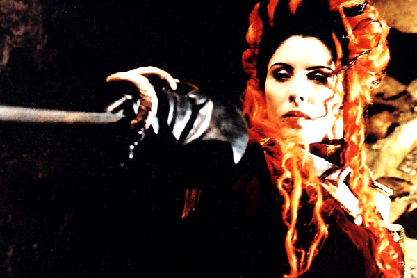 Bloody Mallory - Die Dämonenjägerin : Bild Julien Magnat, Valentina Vargas