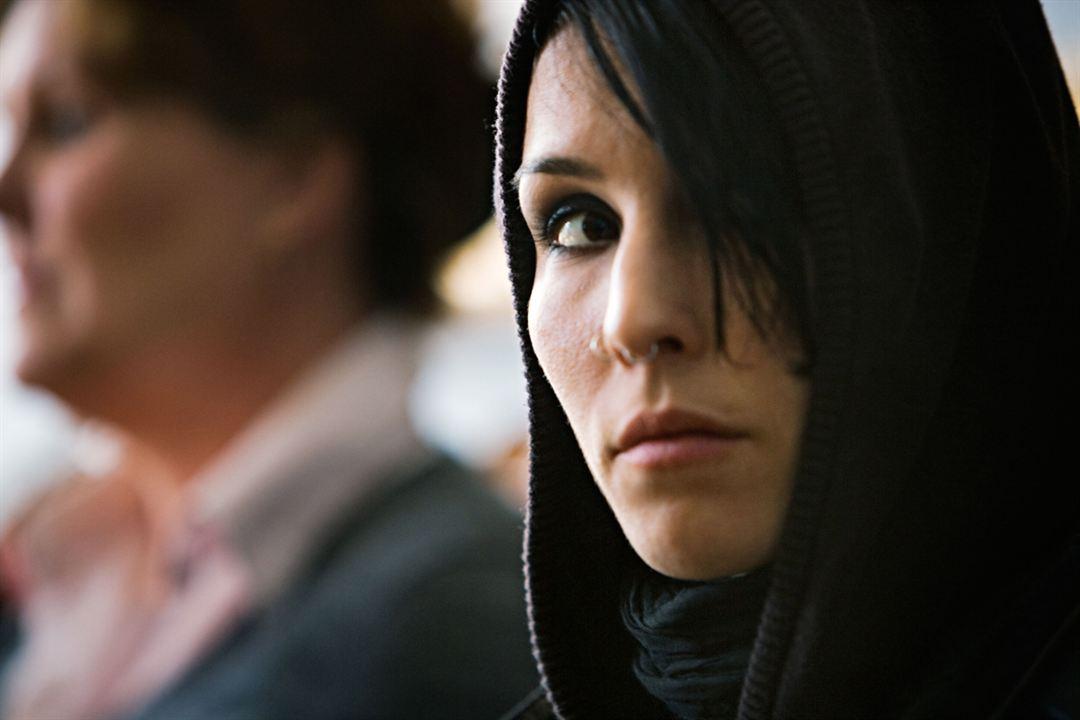 Stieg Larssons Millennium-Trilogie : Bild Noomi Rapace