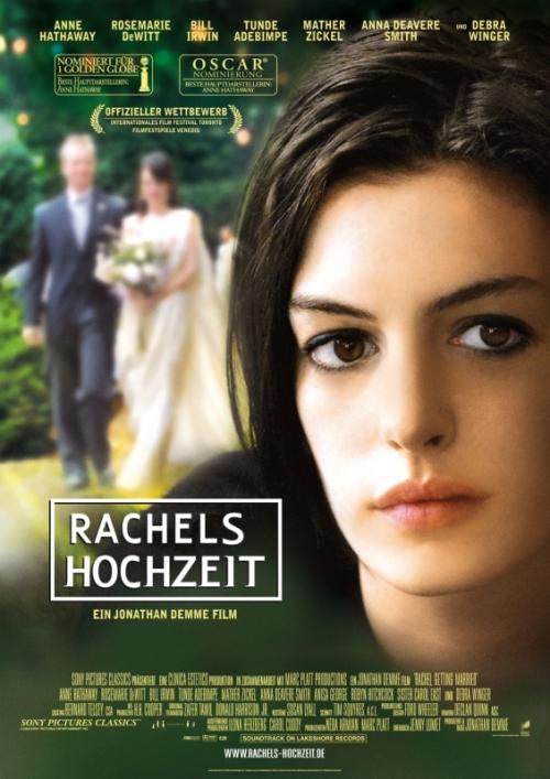 Rachels Hochzeit : Kinoposter