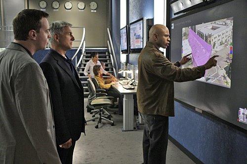Navy CIS : Bild LL Cool J, Mark Harmon, Sean Murray
