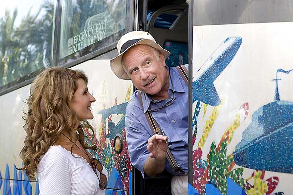 My Big Fat Greek Summer : Bild Donald Petrie, Nia Vardalos, Richard Dreyfuss
